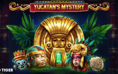 Yucatan's Mystery Online Slot By Red Tiger Gaming