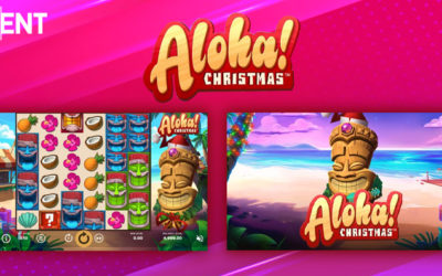 Aloha! Christmas Online Slot By NetEntertainment