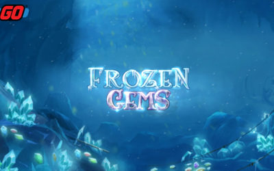 Frozen Gems Online Slot By Play'n GO