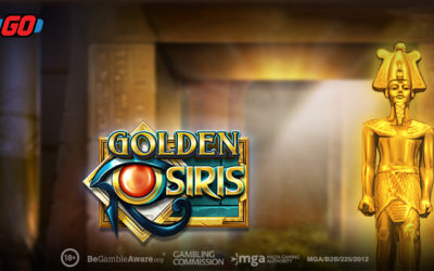 Golden Osiris Online Slot By Play'n GO