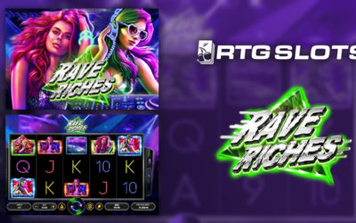 Rave Riches Online Slot By Realtime Gaming