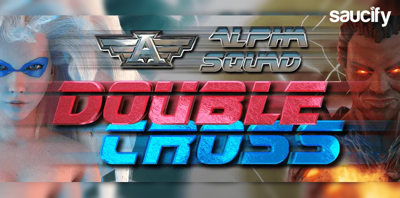 Alpha Squad Double Cross Online Slot By Saucify