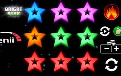 Bright Star Online Slot By Saucify