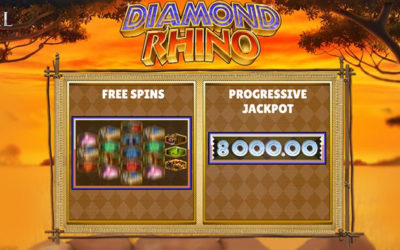 Diamond Rhino Online Slot By Rival Gaming