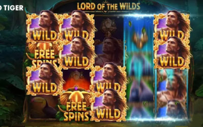 Lord Of The Wilds Online Slot By Red Tiger Gaming