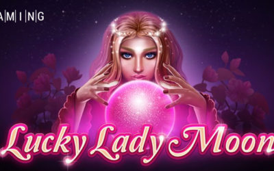 Lucky Lady Moon Online Slot By BGaming