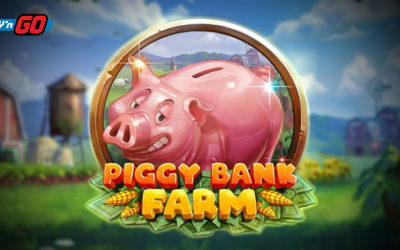 Piggy Bank Farm Online Slot By Play'n GO