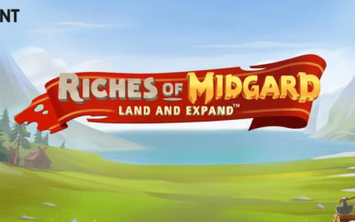 Riches Of Midgard: Land And Expand Online Slot By Net Entertainment
