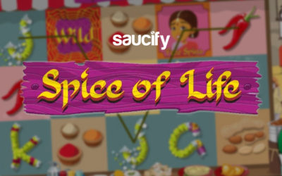 Spice Of Life Online Slot By Saucify