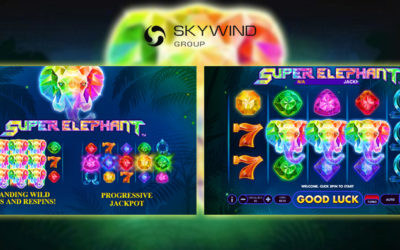 Super Elephant Online Slot By Skywind Group