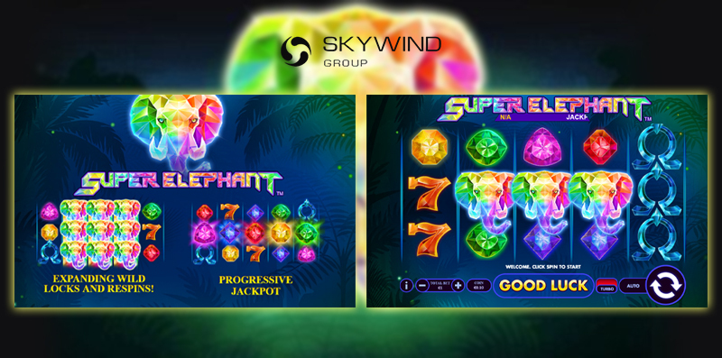 Super Elephant by Skywind