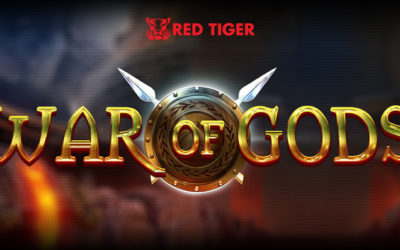 War Of Gods Online Slot By Red Tiger Gaming