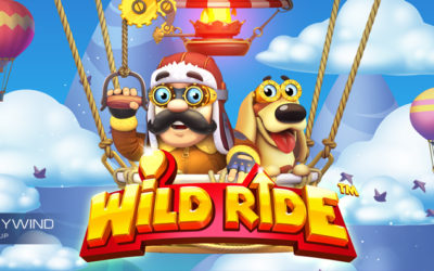 Wild Ride Online Slot By Skywind Group