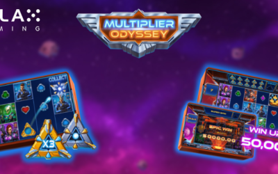 Multiplier Odyssey Online Slot By Relax Gaming