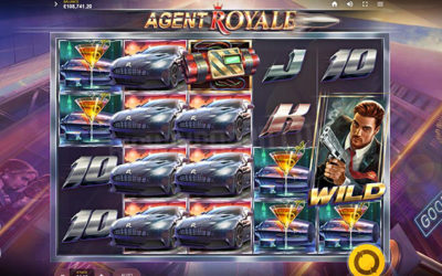 Agent Royale Online Slot By Red Tiger Gaming