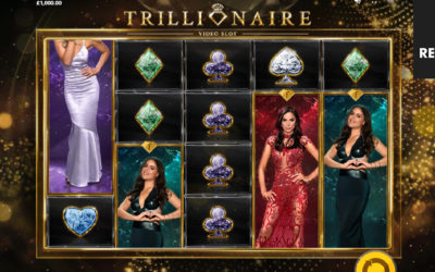 Trillionaire Online Slot By Red Tiger Gaming