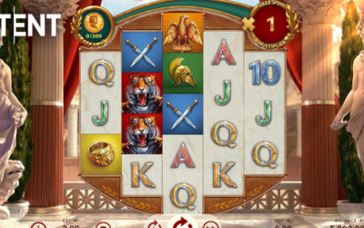 Rome: The Golden Age Online Slot By NetEntertainment