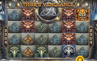 Thor's Vengeance Online Slot By Red Tiger Gaming