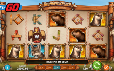 Thunder Screech Online Slot By Play'n GO