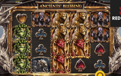 Ancients' Blessings Online Slot By Red Tiger Gaming