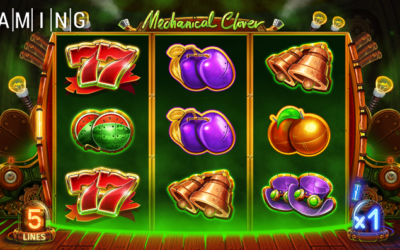 Mechanical Clover Online Slot By BGaming