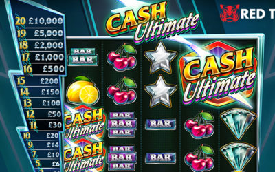 Cash Ultimate Online Slot By Red Tiger Gaming