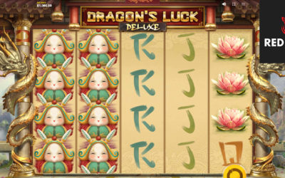 Dragon's Luck Deluxe Online Slot By Red Tiger Gaming