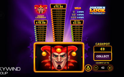 Joker's Luck Deluxe Online Slot By Skywind Group