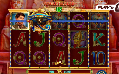 Rich Wilde And The Amulet Of Dead Online Slot By Play'n GO