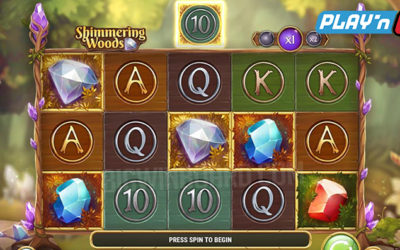 The Shimmering Woods Online Slot By Play'n GO