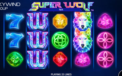 Super Wolf Online Slot By Skywind Group