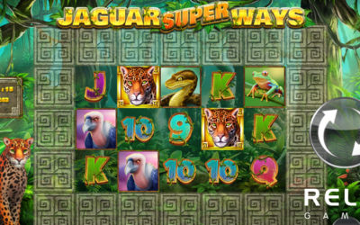 Jaguar Superways Online Slot By Relax Gaming