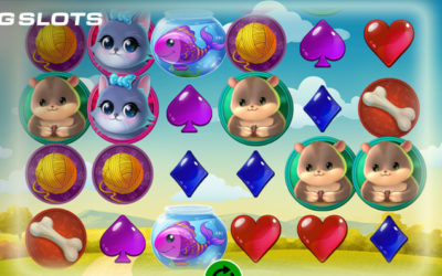 Lovable Pets Online Slot By Realtime Gaming