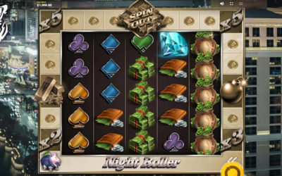 Night Roller Online Slot By Red Tiger Gaming