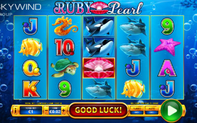 Ruby Pearl Online Slot By Skywind Group