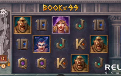Book Of 99 Online Slot By Relax Gaming