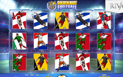 Golden Boot Football Online Slot By Rival Gaming
