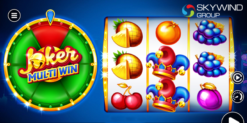 Joker Multi Win Online Slot By Skywind Group