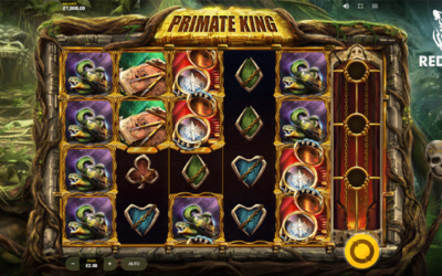 Primate King Online Slot By Red Tiger Gaming