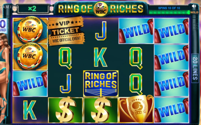 WBC Ring Of Riches Online Slot By BGaming
