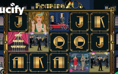 Roaring 20's Online Slot By Saucify