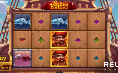Sails Of Fortune Online Slot By Relax Gaming
