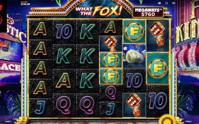 What The Fox MegaWays Online Slot By Red Tiger Gaming