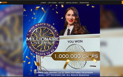 Casino.com Would Like To Know Who Wants To Be A Millionaire