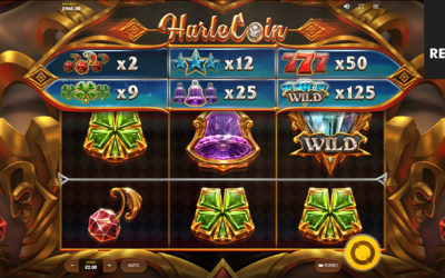 HarleCoin Online Slot By Red Tiger Gaming