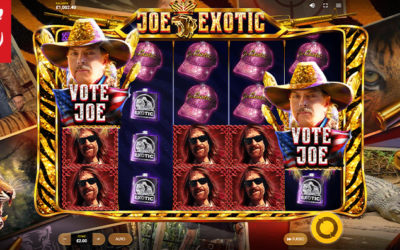 Joe Exotic Online Slot By Red Tiger Gaming