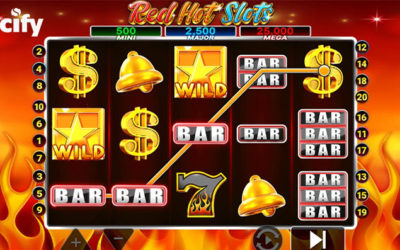 Red Hot Slots Online Slot By Saucify
