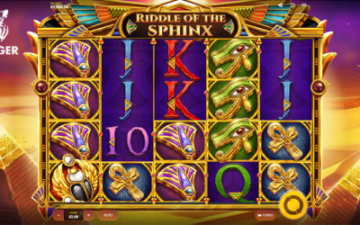Riddle Of The Sphinx Online Slot By Red Tiger Gaming