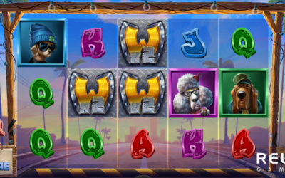 Top Dawgs Online Slot By Relax Gaming