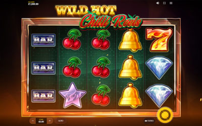 Wild Hot Chilli Reels Online Slot By Red Tiger Gaming